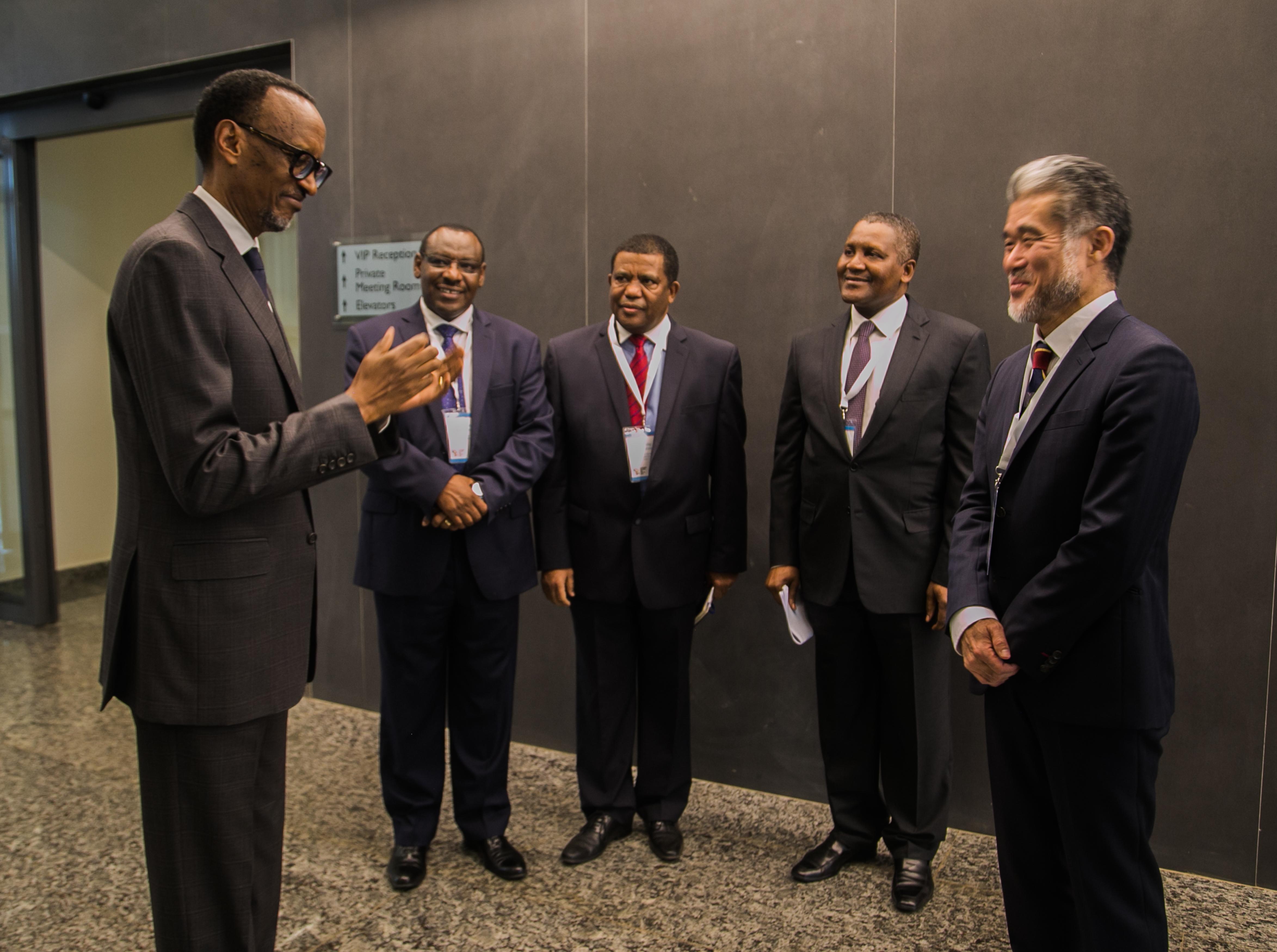 """Paul Kagamé: """"l'atteinte des ODD passe par le changement de nos mentalités"""" – Financial Afrik"""