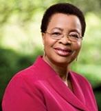 Mrs. Graça Machel