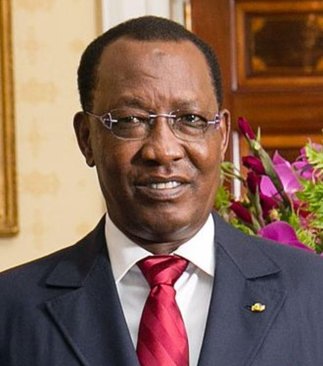 H.E. General Idriss Déby Itno