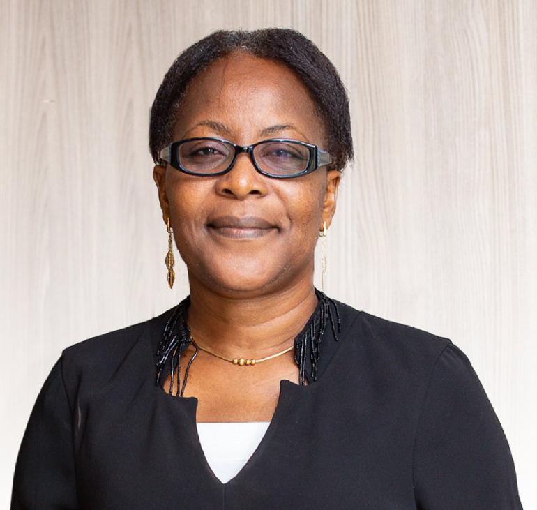 Her Excellency, Professor Eléonore YAYI LADEKAN