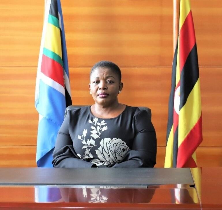 Hon. Justine Kasule Lumumba